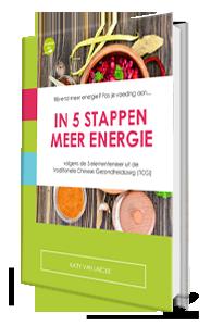 In 5 stappen meer energie